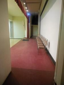 Parish Hall Stage